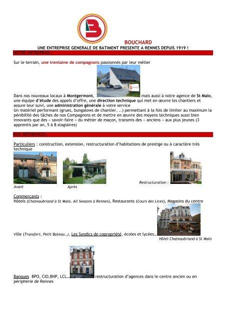BOUCHARD - Polyclinique Saint-Laurent