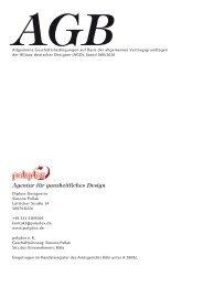 AGB 2010 - Corporate Identity, Strategie, Corporate Design ...