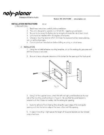 marine ecatalog 8mb poly planar rh yumpu com Ricon Wheelchair Lift Wiring Diagram Karaoke VocoPro Wiring Diagrams