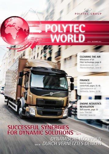 production - polytec