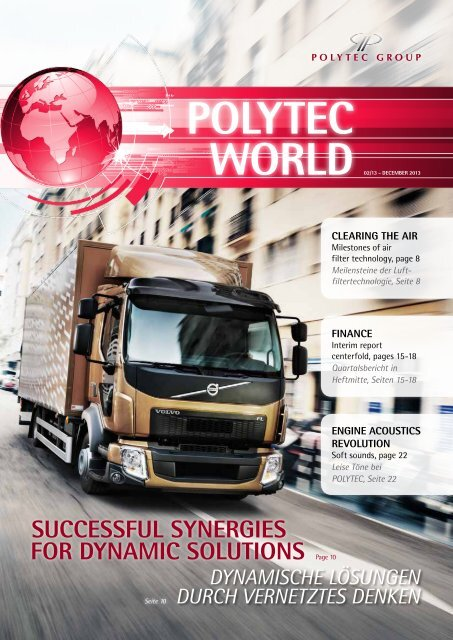production - polytec