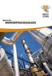 WÄRMEÜBERTRAGUNGSANLAGEN - ECO Prozesstechnik GmbH