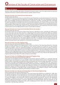 Excellence in Research - Faculty of Construction and Environment - Page 7