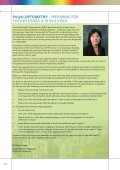 A quarterly newsletter of the School of Optometry - The Hong Kong ... - Page 2
