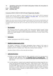Extension of 2012-13 IELTS CEPAS Period 2 Registration Deadline