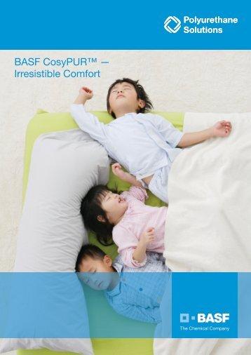 BASF CosyPUR - BASF Polyurethanes Asia Pacific