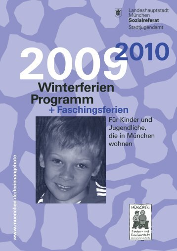 Winterferien Programm - Pomki
