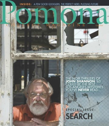 Fall 2010 Pomona College Magazine here [pdf]