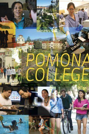 International Applicants - Pomona College