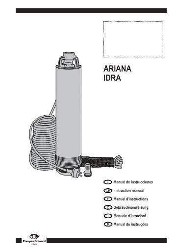 23000504 ARIANA IDRA - Pompes Direct