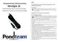 Aqua minilight 10 Watt