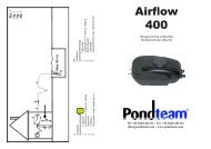 Airflow 400