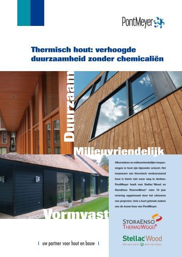 documentatie Thermisch hout (PDF) - Pontmeyer