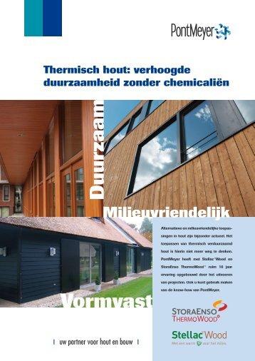 documentatie Thermisch hout (PDF) - Pontmeyer