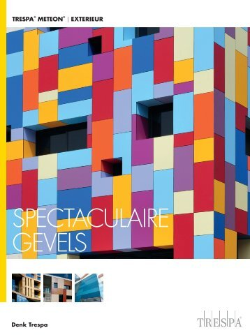SPECTACULAIRE GEVELS - Pontmeyer
