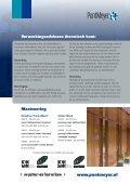 Thermisch hout: verhoogde duurzaamheid zonder ... - Pontmeyer - Page 2