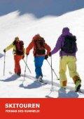 Winterprogramm 2012/13 Bergsteigerschule Pontresina - Page 6