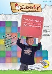 Glückszwerge Mailing 3-2014 Deutschland