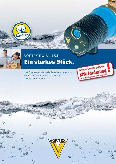 Kfw-Förderung - Deutsche Vortex Gmbh & Co. KG