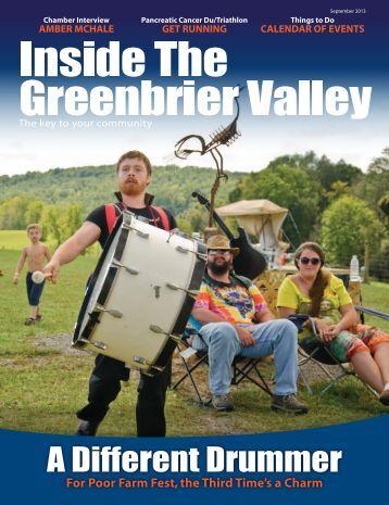 A Different Drummer - Poor Farm Fest