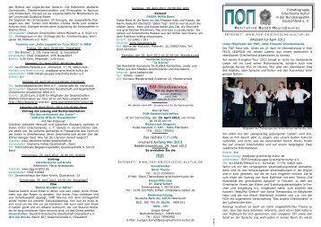 ΠΟΠ-Infoblatt April 2012 - POP Initiativgruppe Griechische Kultur