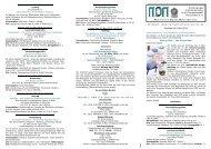 Infoblatt März 2010 - POP Initiativgruppe Griechische Kultur