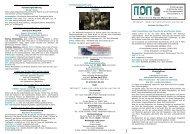 ΠΟΠ-Infoblatt März 2011 - POP Initiativgruppe Griechische Kultur