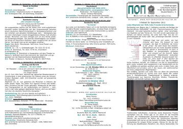 ΠΟΠ-Infoblatt September 2012 - POP Initiativgruppe Griechische ...