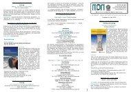 ΠΟΠ-Infoblatt Mai 2010 - POP Initiativgruppe Griechische Kultur