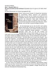 PETROS KYRIMIS Eleni – die ganze Welt oder Die Zeit, der Zufall ...