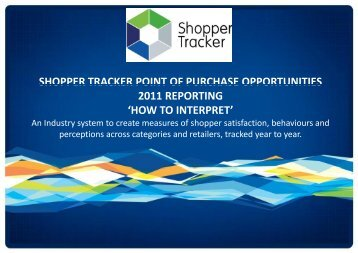 shopper tracker point of purchase shopper tracker point of purchase ...