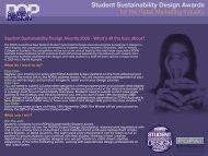 Student Sustainability Design Awards - POPAI Australia & New ...