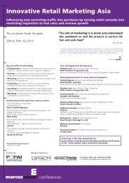 Innovative Retail Marketing Asia - POPAI Australia & New Zealand