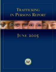 U.S. Department of State 2005 - Center for Problem-Oriented Policing