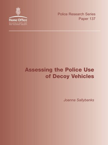 Full Text - Center for Problem-Oriented Policing