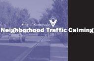 Neighborhood Traffic Calming