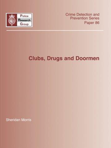 Clubs, Drugs and Doormen - Doorwatch