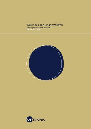 News aus den Finanzm