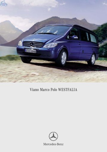 viano marco polo westfalia und fun. Black Bedroom Furniture Sets. Home Design Ideas