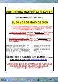 cse - hípica manège alphaville - Por Fora das Pistas - Page 2