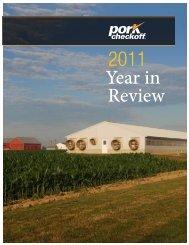 2011 Annual Report - National Pork Board