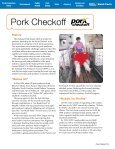 The Pork Industry at a Glance - National Pork Board - Page 7