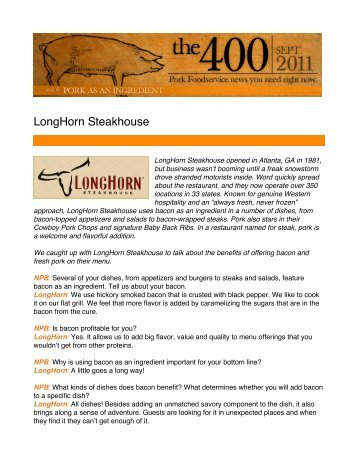Longhorns Nutrition Pdf Blog Dandk