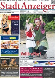 Stadt Anzeiger Coesfeld KW22