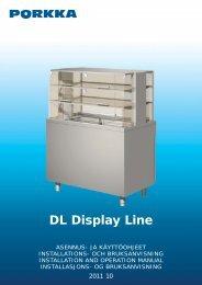 DL Display Line