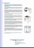 Page 1 Page 2 I= E STIV@ BUFFET LINE SERVERY TABLES ... - Page 4