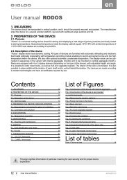 Contents List of Figures List of tables