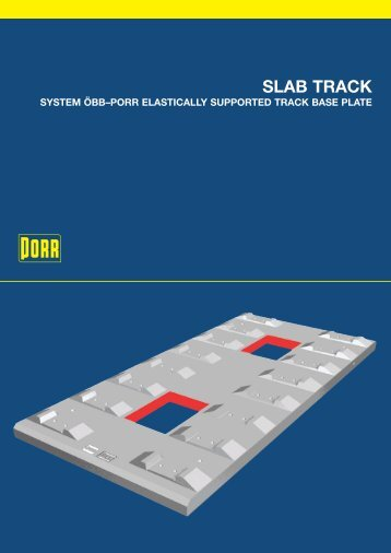 SLAB TRACK