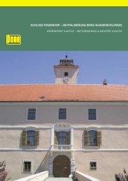 Schloss Vösendorf - Revitalisierung eines Wasserschlosses - Porr.rs