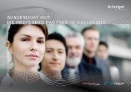 Download Preferred Partner Broschüre (PDF) - Porsche Arena